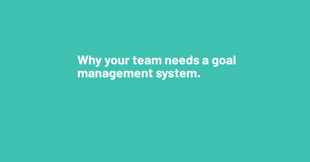 OKR Goal Management