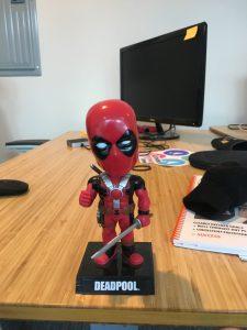 Deadpool Bobblehead