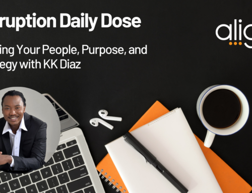 """Daily Dose June 25 on """"Aligning Your People, Purpose, and Strategy"""" with KK Diaz"""