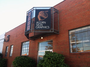 Acorn Sign Graphics: Align and a One Page Plan Point the Way to Growth