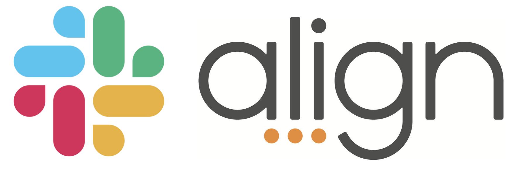 Align + Slack