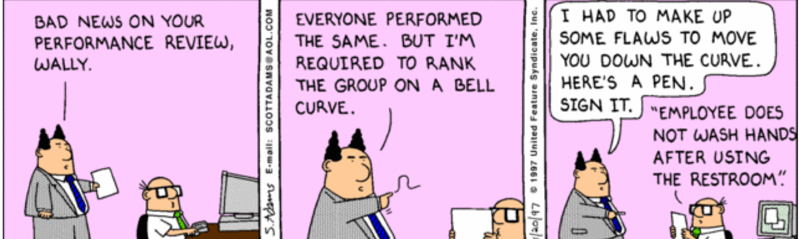 An ambiguous performance review can just leave employees scratching their heads.