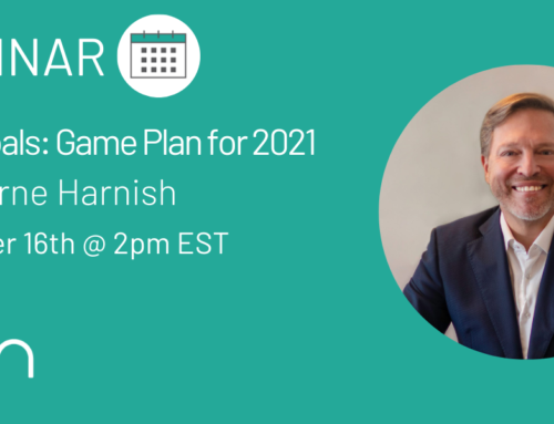 "Webinar Preview: ""FAST Goals: Game Plan for 2021"" with Verne Harnish"