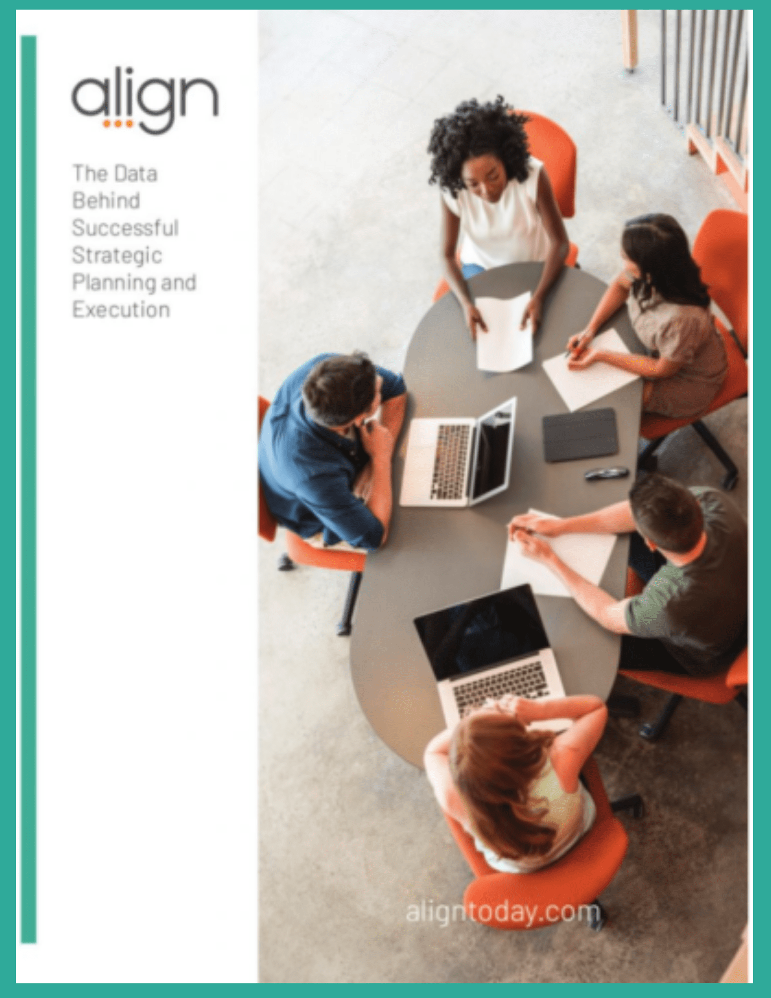 Cover to New Approach to Strategic Planning Align Whitepaper