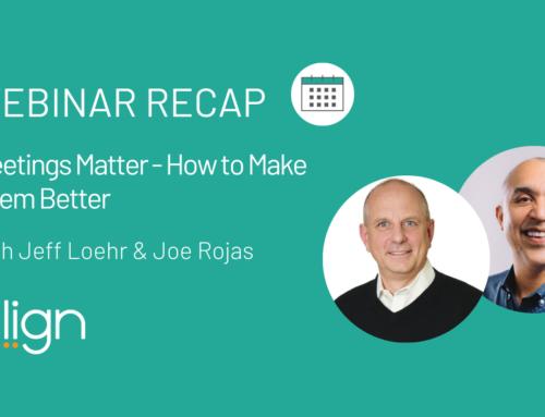 Meetings Matter with Jeff Loehr & Joe Rojas
